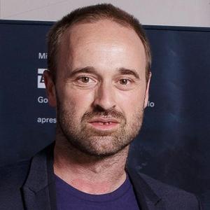 """Dominik Locher, diretor de """"Golias"""""""