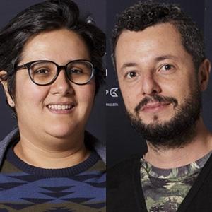 """Juliana Rojas e Marco Dutra, diretores de """"As Boas Maneiras"""""""