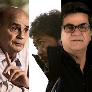 Varella, Kore-eda e Jafar Panahi são os homenageados da 42ª Mostra