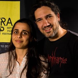 """Giovanna Giovanini e Rodrigo Boecker, diretores de """"Um Dia Para Susana"""""""