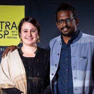 "Franziska Schoenenberger e Jayakrishnan Subramanian, diretores de ""As Sombras ..."