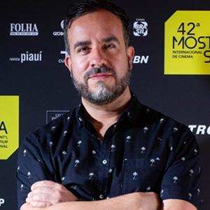 """Diego Araujo, diretor de """"Buraco Negro"""""""