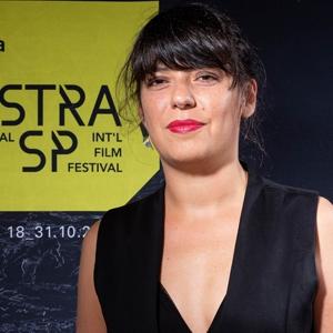 "Inés María Barrionuevo, diretora de ""Julia e a Raposa"""