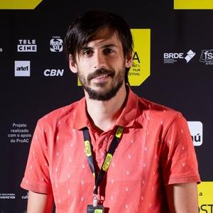 "Darío Mascambroni, diretor de ""Mochila de Chumbo"""