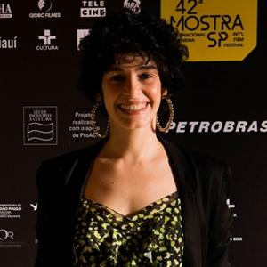 """Maria Flor, diretora de """"Filme Ensaio"""""""