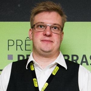 "Tony Österholm, coprodutor de ""Rir ou Morrer"""
