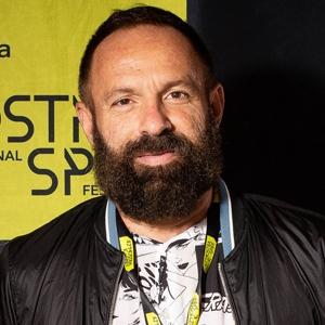 """Sergio Andrade, diretor de """"A Terra Negra dos Kawa"""""""