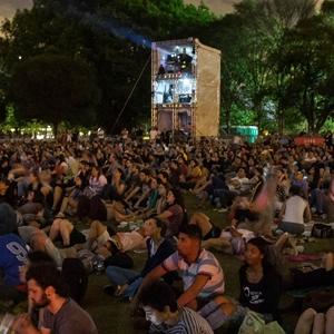 Tradicional sessão gratuita e ao ar livre no Parque Ibirapuera será realizada ...