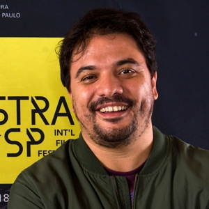 "Renato Martins, diretor de ""Relatos do Front"""