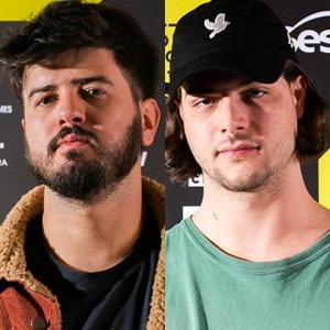 """Lucas Camargo de Barros e Nicolas Thomé Zetune, diretores de """"O Pequeno Mal"""""""