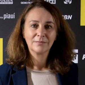 "Marie-José Sanselme, roteirista de ""Um Trem em Jerusalém"""