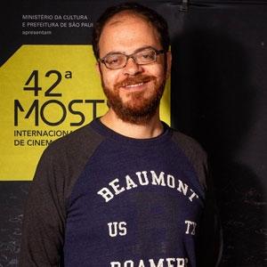 """André Ristum, diretor de """"A Voz do Silêncio"""""""