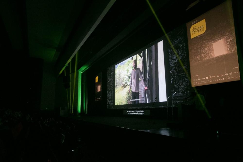 Realizadores agradecem pelos prêmios recebidos na 42ª Mostra; confira os vídeos