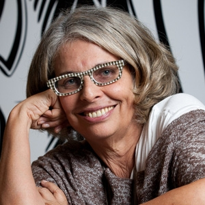 Lucia Murat fala neste sábado (31) no evento Memórias do Cinema