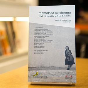 """Saiba mais sobre o livro """"Memórias do Cinema - Um Idioma Universal"""""""
