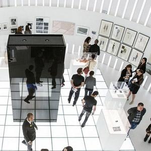 Exposições de Kubrick e Manoel de Oliveira durante a Mostra