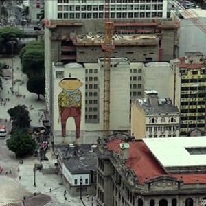 """""""Cidade Cinza"""" no Vão Livre do Masp"""