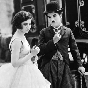Chaplin ao ar livre no Ibirapuera