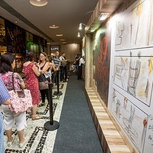 Central da Mostra inicia venda de credenciais neste sábado (17)