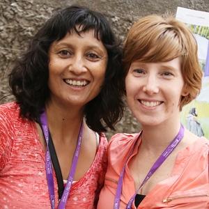 Entrevista Tamara Anghie e Steph Green