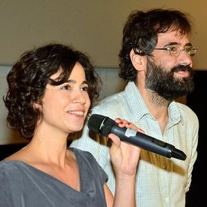 "Matias Mariani e Maíra Bühler ""A Vida Privada dos Hipopótamos"""