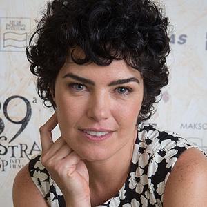 """Ana Paula Arósio, atriz de """"A Floresta que se Move"""""""