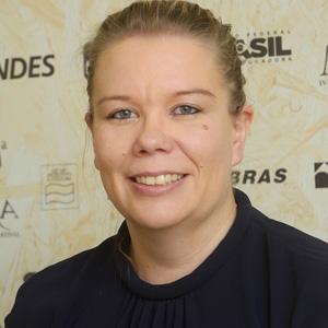Kati Nuora, área internacional da The Finnish Film Foundation