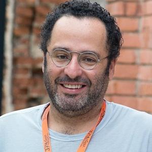 Paulo Machline, membro do júri