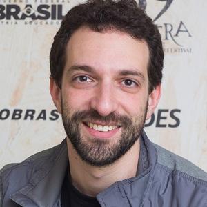 """Eduardo Ades, diretor de """"Crônica da Demolição"""""""
