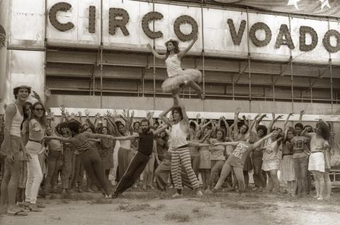Ruckus At The Circus