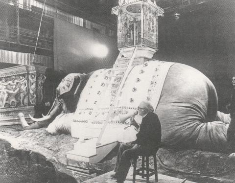 Federico Fellini`s Interview