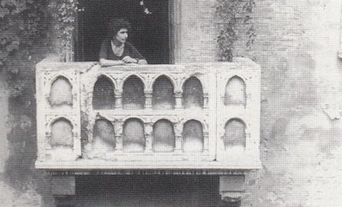 Julies Balkon