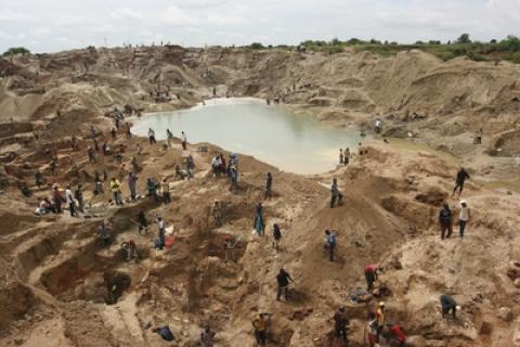 Katanga, the War for Copper