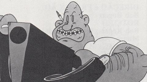 Lupo, o Açougueiro