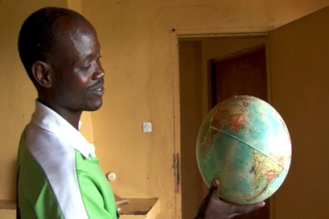 Meu Mundo Acabou em Ruanda