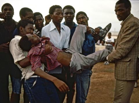 Reconciliation: Mandela`s Miracle