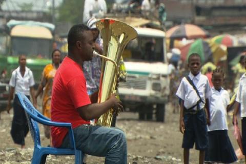 Sinfonia de Kinshasa