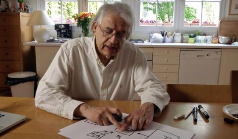 FILMING OBSTINATELY, MEETING PATRICIO GUZMAN