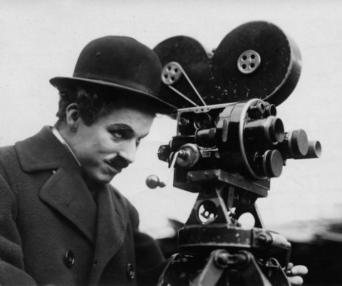 CHARLES CHAPLIN: THE LEGEND OF THE CENTURY