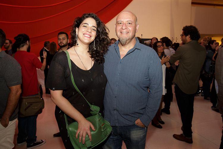 Martha Nowill e João Cury