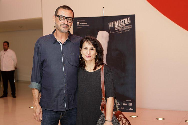 Paulo Caldas e Bárbara Cunha (cineastas)