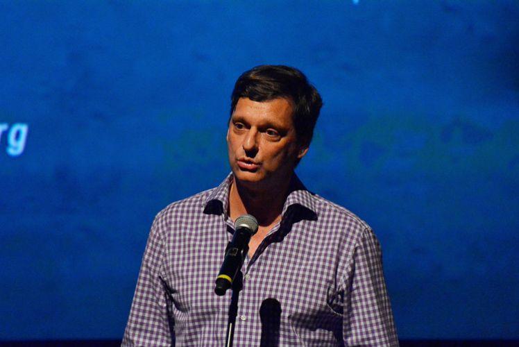 André Sturm (Secretário Municipal de Cultura)
