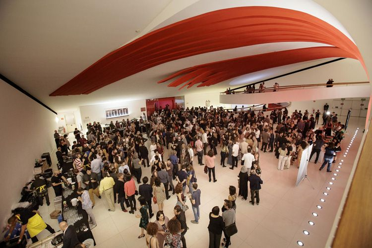 Auditório Ibirapuera – Oscar Niemeyer