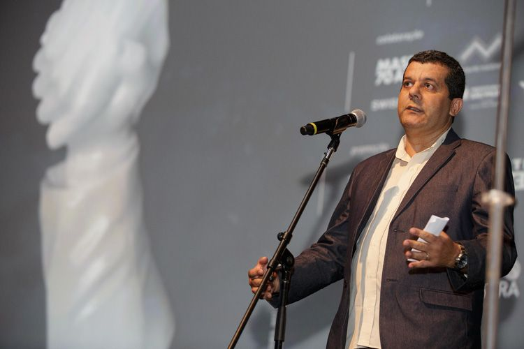 Luís Fernando Lima de Brito (Gerente Setorial de Patrocínios Culturais da Petrobras)
