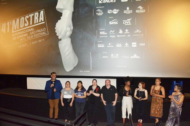Espaço Itaú de Cinema – Frei Caneca 1 / O produtor Gilberg Antunes e a equipe do filme A Fera na Selva apresentam a sessão