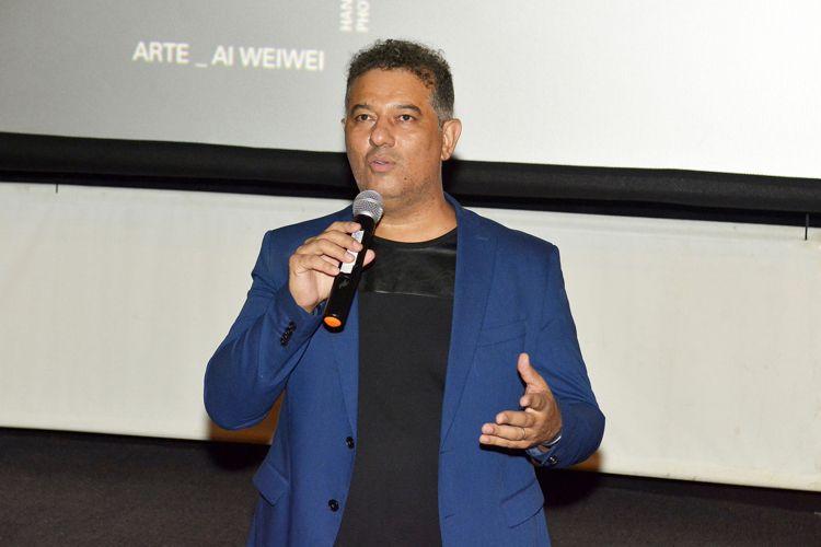 Espaço Itaú de Cinema – Frei Caneca 1 / O produtor Gilberg Antunes apresenta a sessão do filme A Fera na Selva