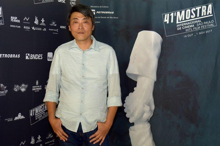 Lai Kuo-Na, diretor do filme Um Peixe Fora d`Água