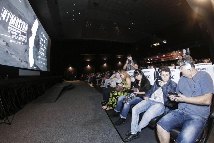 Cinesesc / Sessão do filme Esplendor, de Naomi Kawase, com acessibilidade