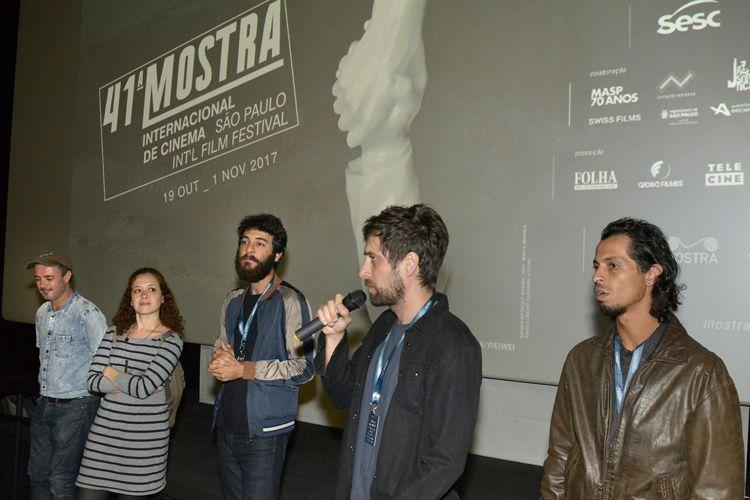Espaço Itaú de Cinema - Frei Caneca 2 / Diretor João Dumans e equipe apresentam o filme Arábia