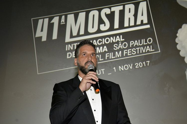 Espaço Itaú de Cinema - Frei Caneca 1 / O diretor Rafael Terpins apresenta seu filme Meu Tio e o Joelho de Porco